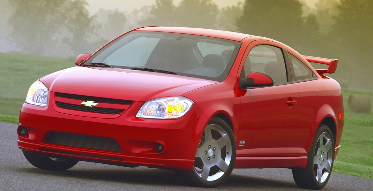 The Chevy Cobalt SS Performance You Can Afford  AutoMall Blog