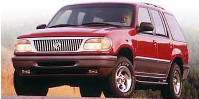 1997 Mercury Mountaineer photo