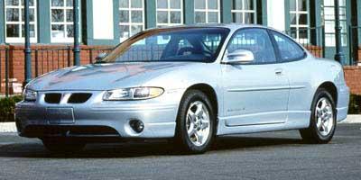 1997 Pontiac Grand Prix photo