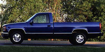 1997 GMC Sierra 1500 photo
