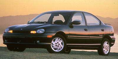 1998 Dodge Neon photo