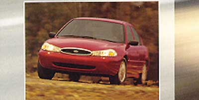 1998 Ford Contour photo