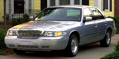 1998 Mercury Grand Marquis photo