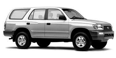 1998 Toyota 4Runner photo