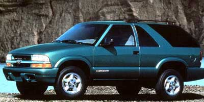 1999 Chevrolet Blazer photo
