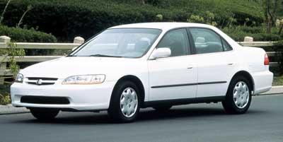 1999 Honda Accord photo
