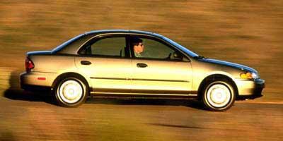 1999 Mazda Protege photo