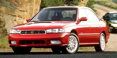 1999 Subaru Legacy photo