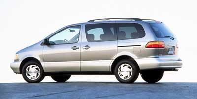 1999 Toyota Sienna photo