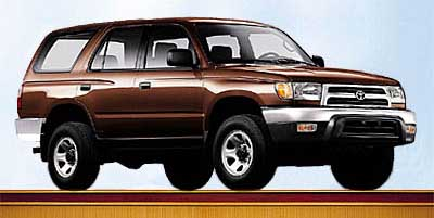1999 Toyota 4Runner photo