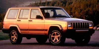 1999 Jeep Cherokee photo