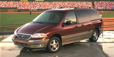 1999 Ford Windstar photo