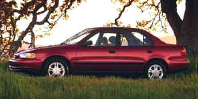 2000 Chevrolet Prizm photo