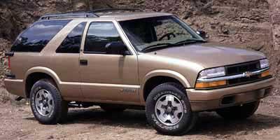 2000 Chevrolet Blazer photo