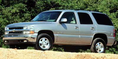 2000 Chevrolet Tahoe photo