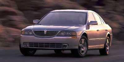 2000 Lincoln LS photo