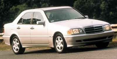 2000 Mercedes-Benz C photo