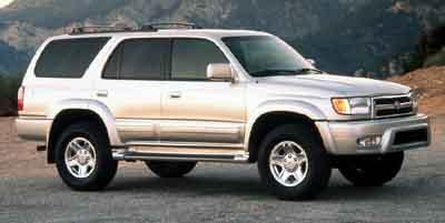 2000 Toyota 4Runner photo