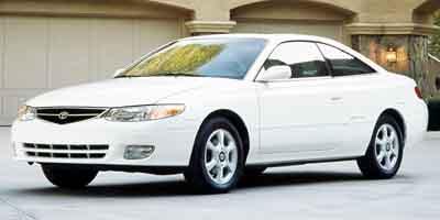 2000 Toyota Camry Solara photo