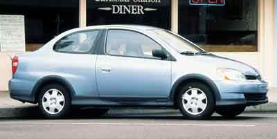 2000 Toyota Echo photo