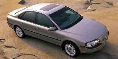 2001 Volvo S80 photo
