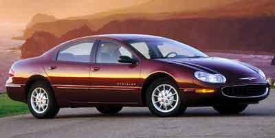 2001 Chrysler Concorde photo