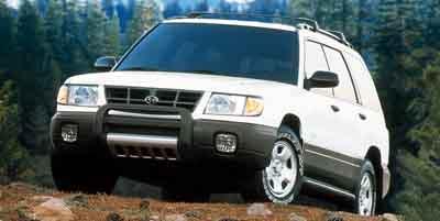 2001 Subaru Forester photo