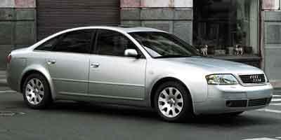 2001 Audi A6 photo