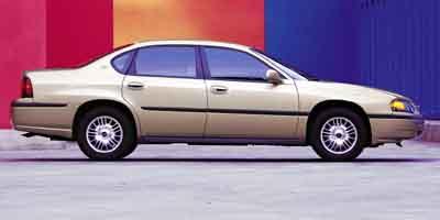 2001 Chevrolet Impala photo