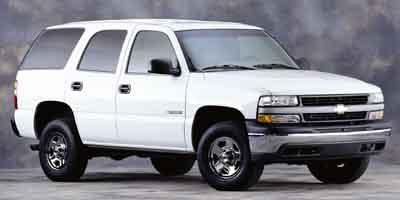 2001 Chevrolet Tahoe photo