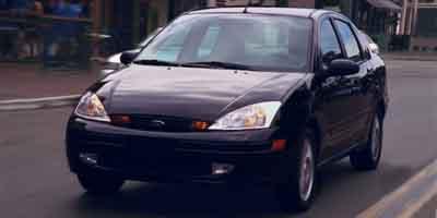 2001 Ford Focus photo