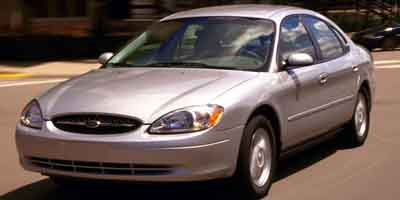 2001 Ford Taurus photo
