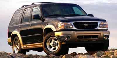 2001 Ford Explorer photo