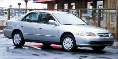2001 Honda Accord photo