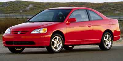 2001 Honda Civic photo