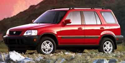 2001 Honda CR-V photo