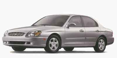 2001 Hyundai Sonata photo