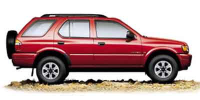 2001 Isuzu Rodeo photo