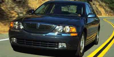 2001 Lincoln LS photo