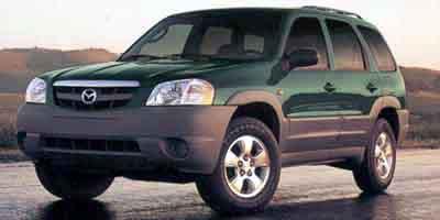 2001 Mazda Tribute photo