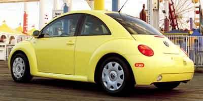 2001 Volkswagen New Beetle photo