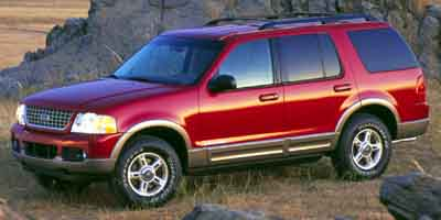 2002 Ford Explorer photo