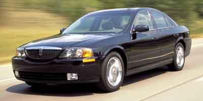2002 Lincoln LS photo
