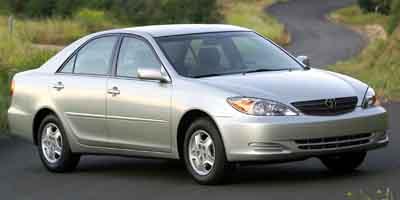 2002 Toyota Camry photo