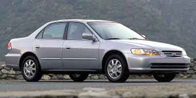 2002 Honda Accord photo