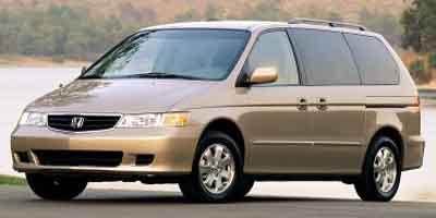 2002 Honda Odyssey photo