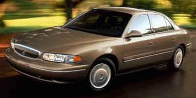 2002 Buick Century photo