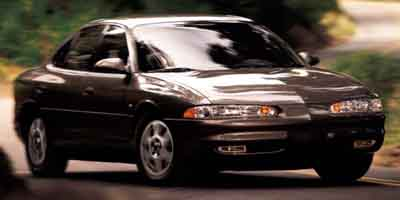 2002 Oldsmobile Intrigue photo