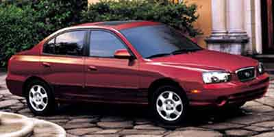 2002 Hyundai Elantra photo