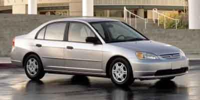 2002 Honda Civic photo